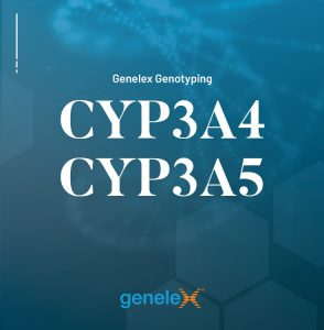 Cytochrome P450 3A4 / 3A5 Genotyping